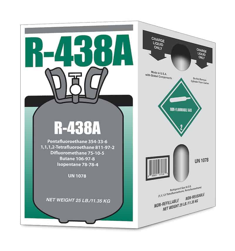 R438A refrigerant for sale online